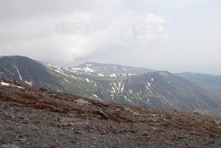 山の景色の写真・画像素材[571019]
