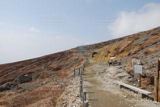 山の景色の写真・画像素材[571020]