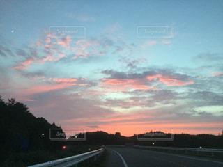 夕日の写真・画像素材[578194]