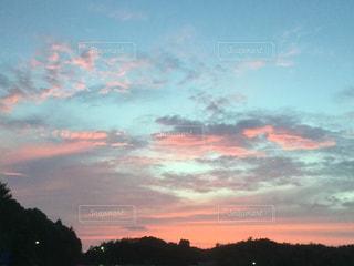 夕日の写真・画像素材[578196]