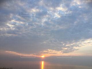 夕日の写真・画像素材[582832]