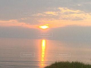 夕日の写真・画像素材[582833]
