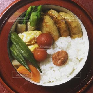 お弁当の写真・画像素材[698409]