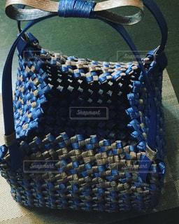 青い椅子 - No.732465