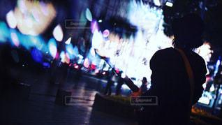 夜景の写真・画像素材[571931]