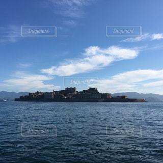 軍艦島の写真・画像素材[571827]