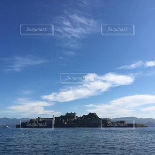 軍艦島の写真・画像素材[571828]