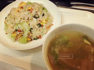 スープの写真・画像素材[572291]