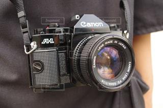 カメラの写真・画像素材[602061]