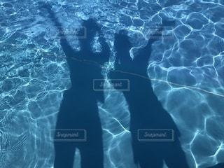 プールとともだちの写真・画像素材[2335682]