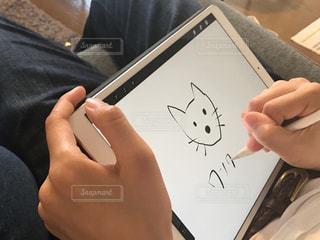 iPadの写真・画像素材[572712]