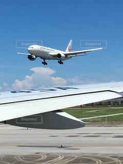 飛行機の写真・画像素材[656689]