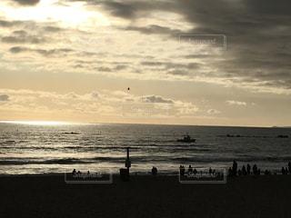 夕日の写真・画像素材[575145]