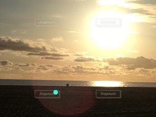 夕日の写真・画像素材[575146]