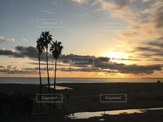 夕日の写真・画像素材[575147]