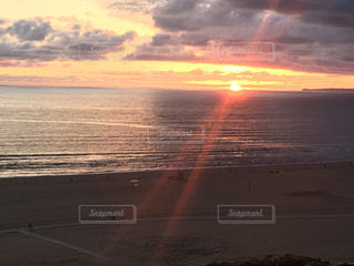 夕日の写真・画像素材[575148]