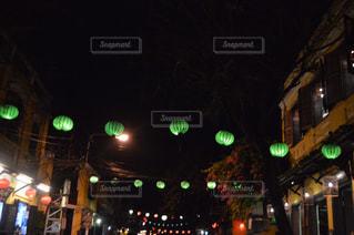 夜の写真・画像素材[595482]