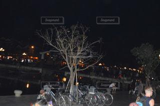 夜の写真・画像素材[595496]