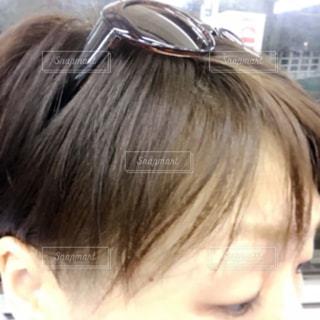 髪色よろしの写真・画像素材[1399596]