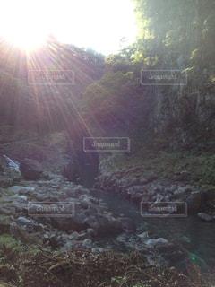 高千穂峡の写真・画像素材[575875]