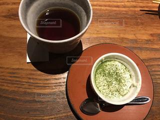 ウーロン茶の写真・画像素材[578790]