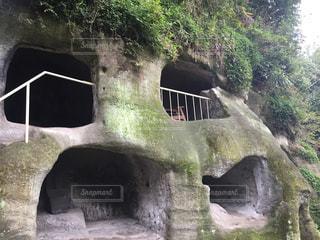 洞窟の写真・画像素材[577953]