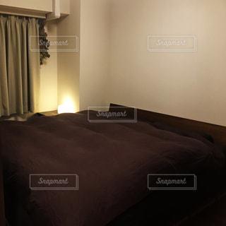 ベッドルームの写真・画像素材[1133298]