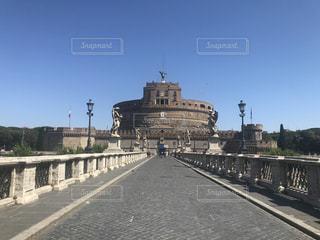 サンタンジェロ城の写真・画像素材[3284184]