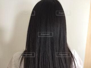 髪型の写真・画像素材[1111360]