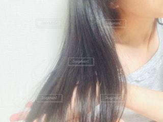 髪の毛の写真・画像素材[2319510]