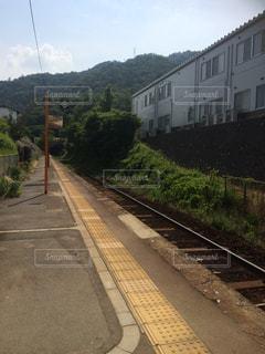 上深川駅の写真・画像素材[578553]