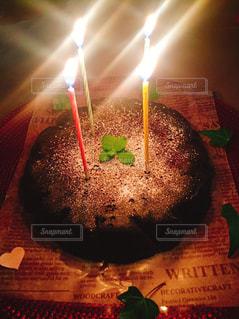 ケーキの写真・画像素材[579912]