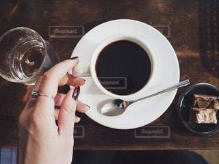 カフェの写真・画像素材[590816]