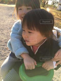 子どもの写真・画像素材[582547]