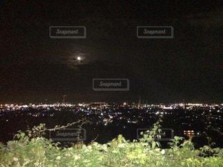 夜景の写真・画像素材[601214]