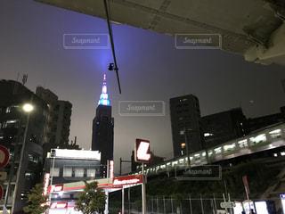 夜景の写真・画像素材[645079]