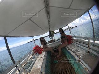 海の写真・画像素材[599598]