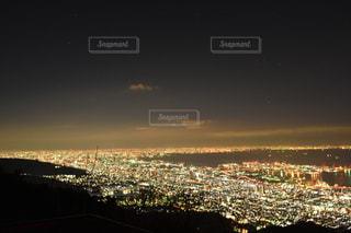 夜景の写真・画像素材[596540]