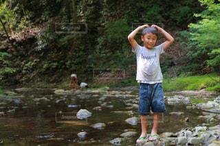 川の写真・画像素材[602163]