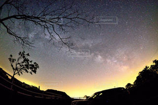 星空の写真・画像素材[582549]