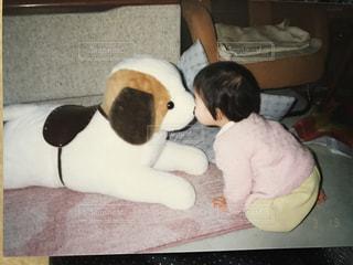 子どもの写真・画像素材[582763]