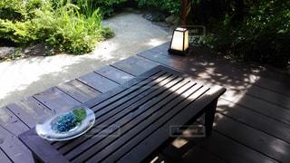 庭の写真・画像素材[602236]