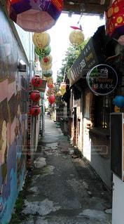 台南市 神農老街の写真・画像素材[1878180]