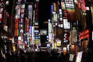 歌舞伎町の写真・画像素材[851608]