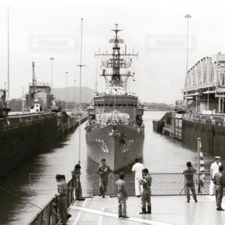 海上自衛隊の写真・画像素材[596571]