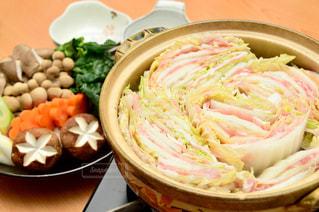 ミルフィーユ鍋の写真・画像素材[265981]