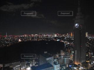東京タワーの写真・画像素材[584975]