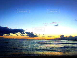 ハワイの海 - No.614071
