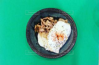 ある日の朝食の写真・画像素材[1015516]