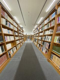 図書館の写真・画像素材[3388945]